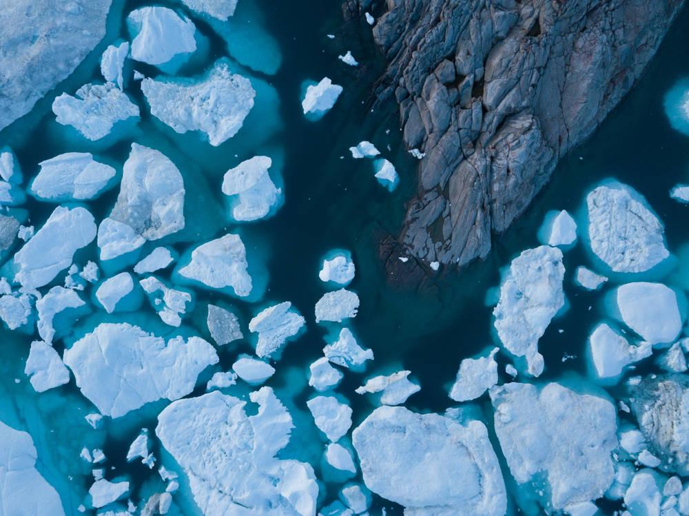 El deshielo del Ártico causó la aparición de cinco nuevas islas