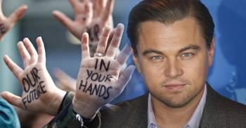 'Ice on Fire' una propuesta de Leonardo DiCaprio contra el cambio climático