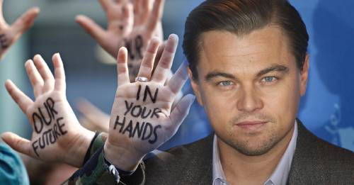 Ice on Fire: una propuesta de Leonardo DiCaprio contra el cambio climático