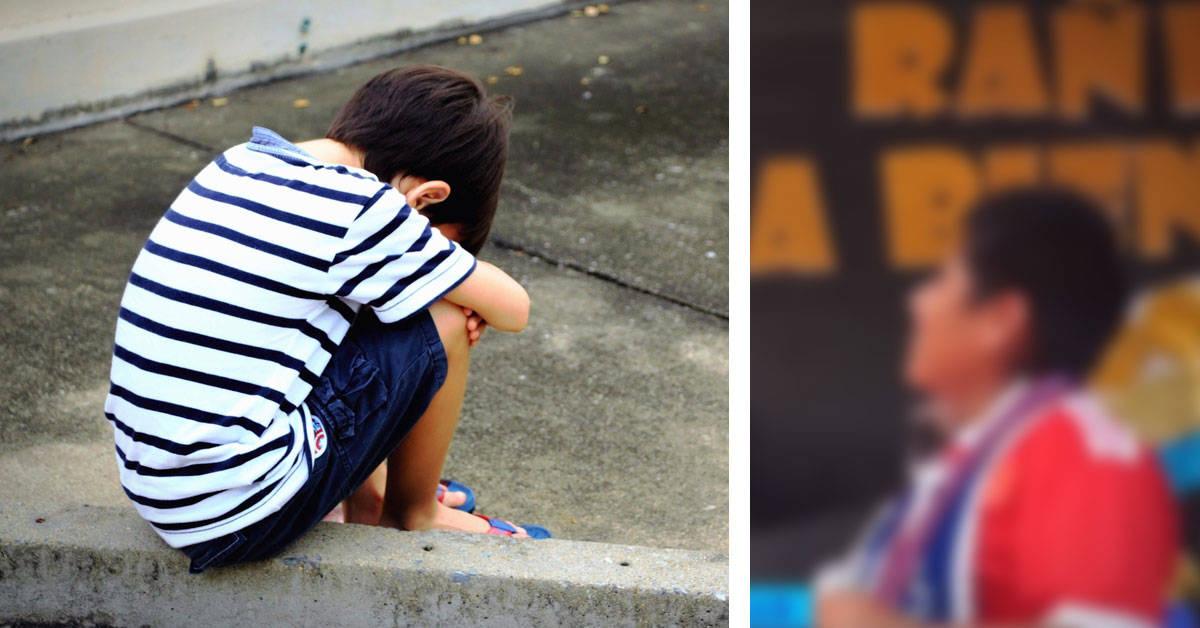 La historia viral del niño que estudiaba en la calle tiene un final feliz