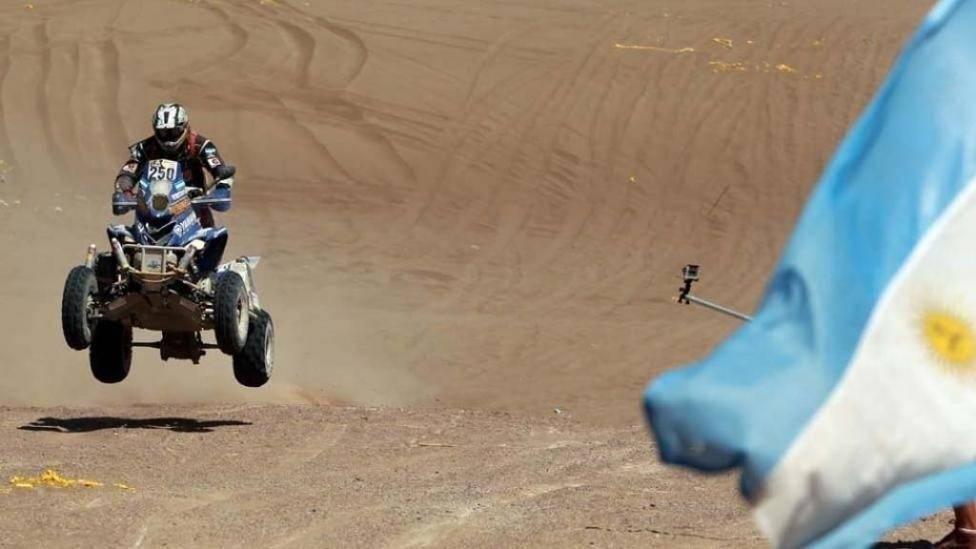 Desde Argentina denunciaron al Dakar por generar un alto impacto ambiental
