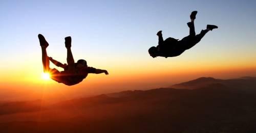 El paracaídas de esta mujer no se abrió, pero 250.000 hormigas salvaron su v..