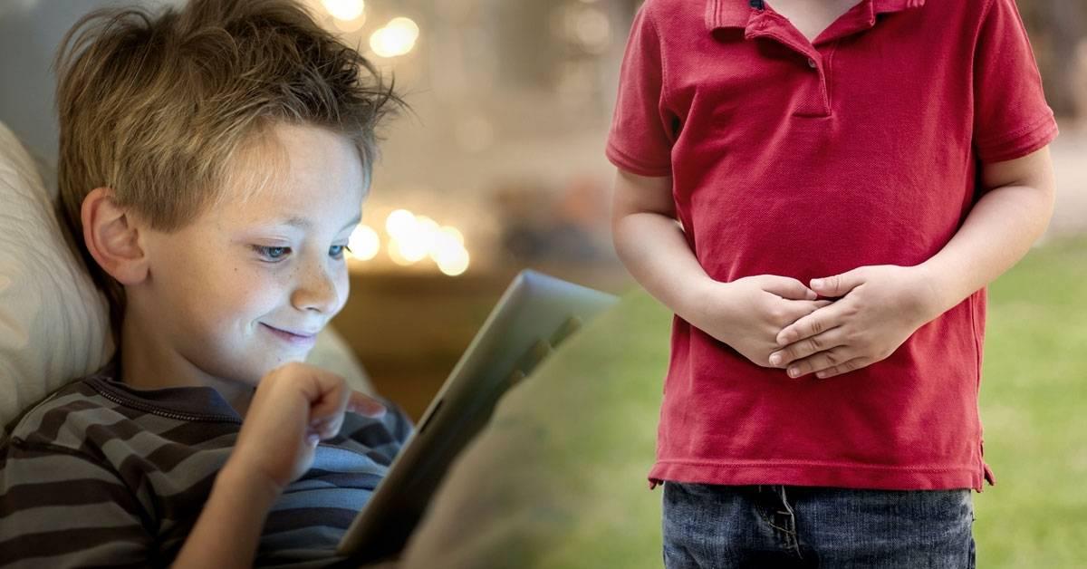 Así es como las redes sociales afectan la alimentación de los niños