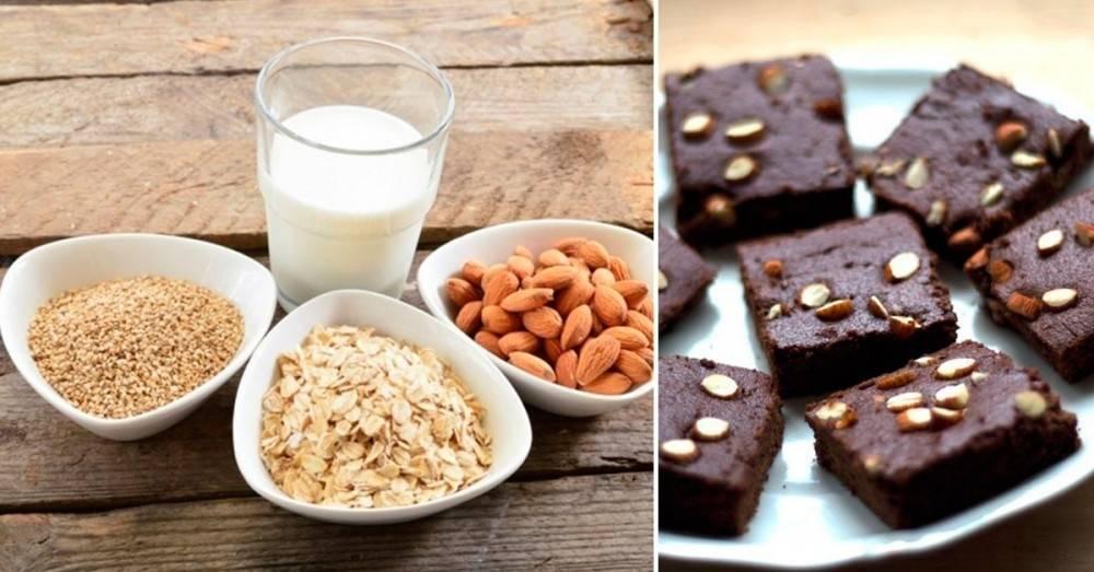 Recetas para aprovechar lo que te sobra al hacer una leche de almendras, de co..