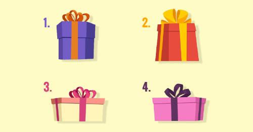 Test: elige un regalo y descubre qué es lo que harías hoy si fuera el último día