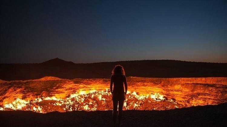 6 lugares que parecen entradas al infierno y sus asombrosas historias