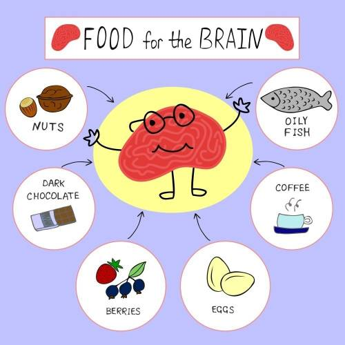 Estas dos dietas ayudarán a estar en forma... ¡A tu cerebro!