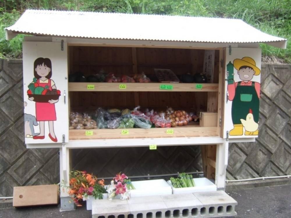 Estas tiendas japonesas desafían la honestidad de cualquiera