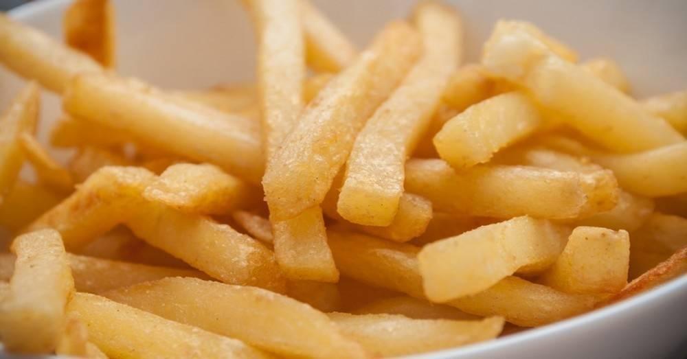 Qué pasa si comes patatas fritas varias veces por semana
