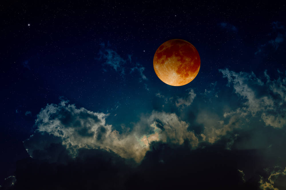 Eclipse de luna de fresa: cómo y cuándo podremos verlo