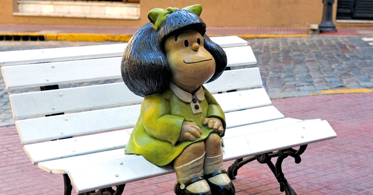 15 frases geniales de Mafalda que te harán reír y reflexionar por igual