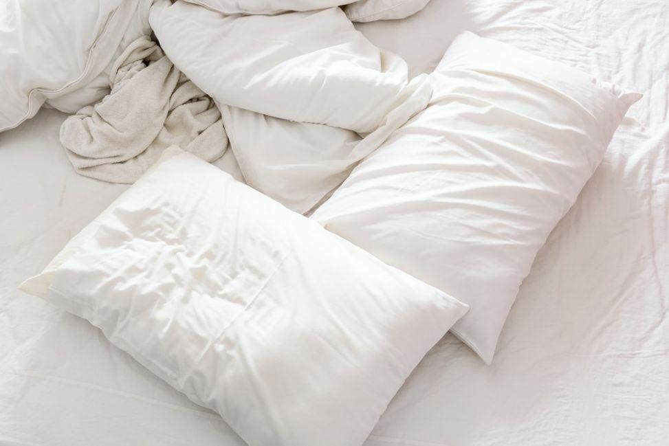 sábanas - picadura de alacrán