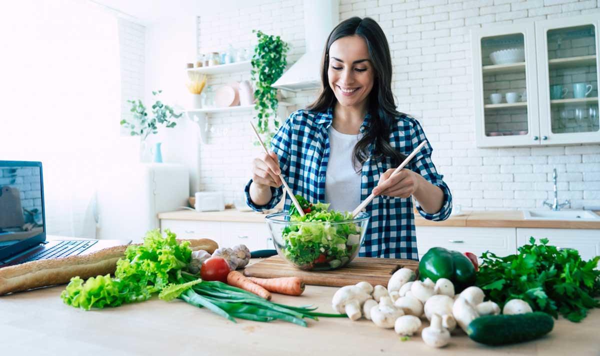 Los mejores consejos sobre cómo comenzar una dieta crudivegana
