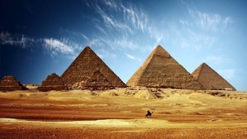 El misterio de cómo pudieron construirse las pirámides de Egipto podría ten..