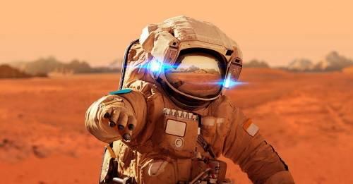 Este propulsor de la NASA nos llevará a Marte en 20 años