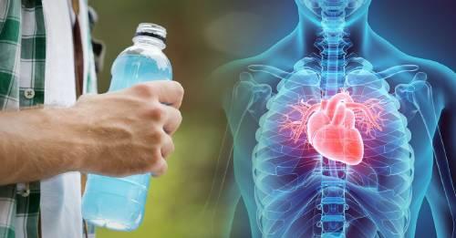 Este es verdadero efecto de las bebidas energéticas en tu cuerpo