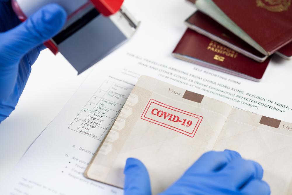 Pasaporte de vacunas: ¿Qué es y dónde se está empezando a implementar?