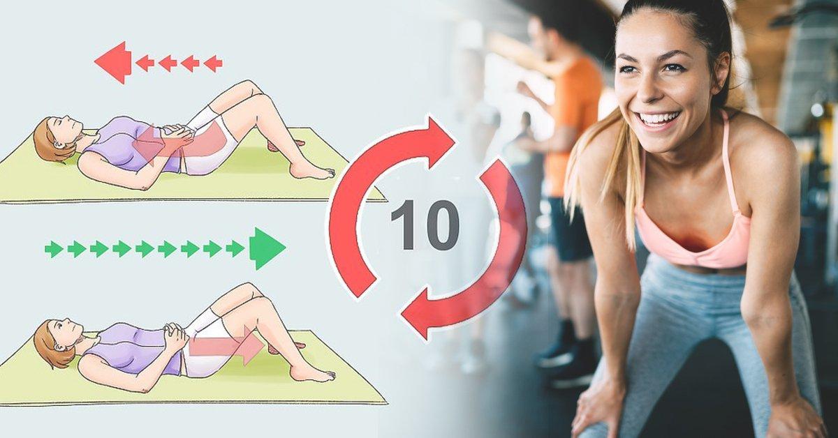 Como bajar de peso rapido y sin ejercicios de kegel