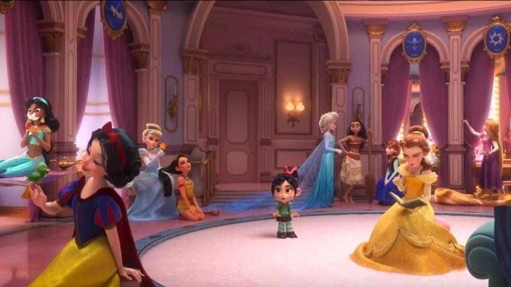 En el último tráiler de Disney las princesas critican al machismo y es un é..
