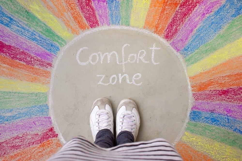 5 claves que te ayudarán a salir de tu zona de confort