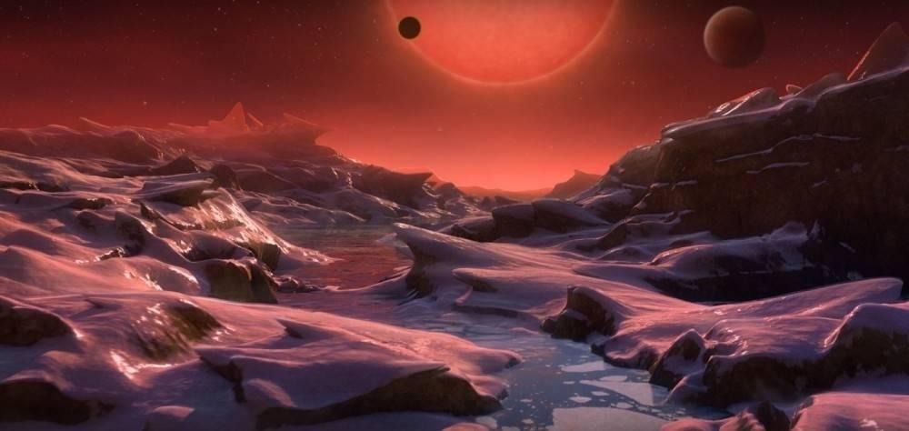 Descubren 7 planetas similares a la Tierra y los científicos dicen que pronto..