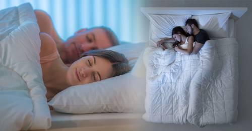 La cama inteligente que controla el espacio y pone a tu pareja en su lugar