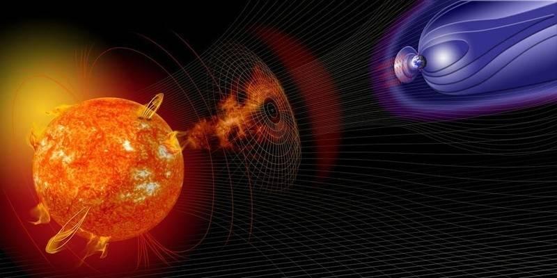 Una tormenta solar barrió la atmósfera de rayos cósmicos y casi no nos ente..