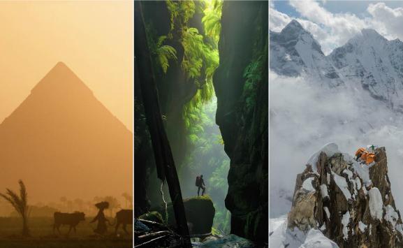 Increíbles fotografías de viajes que te harán salir a recorrer el mundo