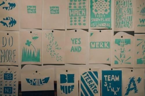 Cómo estampar tus propios diseños haciendo serigrafía