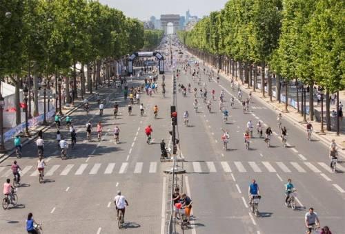 París vivirá un día sin vehículos que circulen las calles