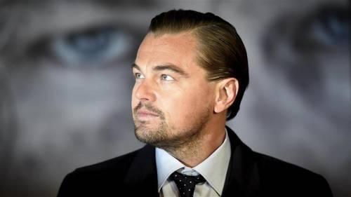 Leo DiCaprio dona 20 millones para salvar al planeta de cambio climático