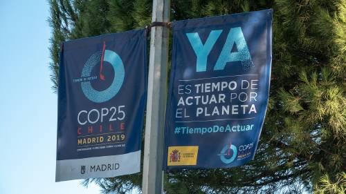 COP25 acuerda aumentar ambición climática a partir de 2020