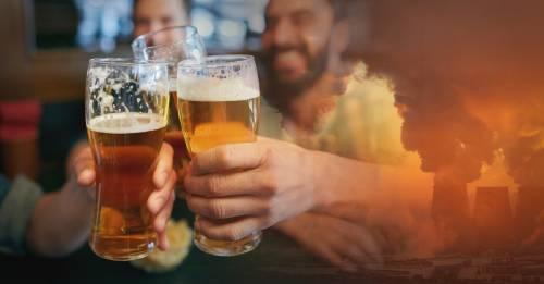La cerveza aumentaría de precio drásticamente por el cambio climático