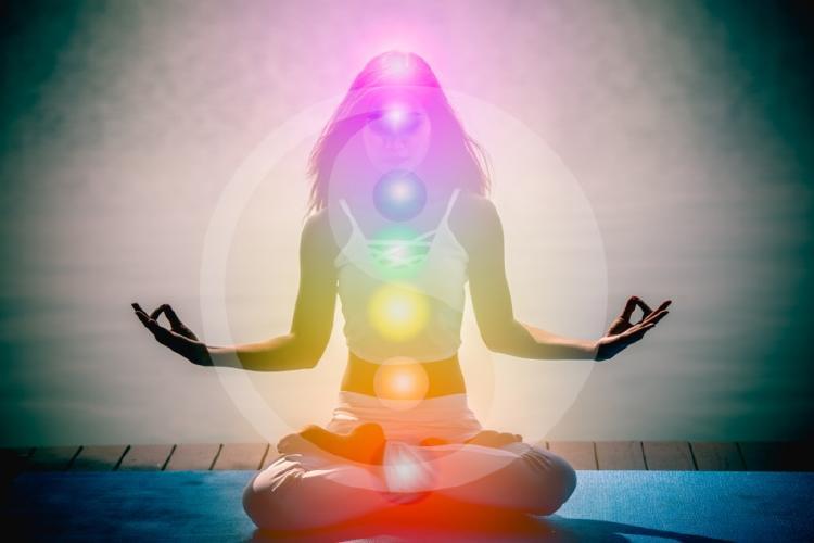 chakras significado y colores