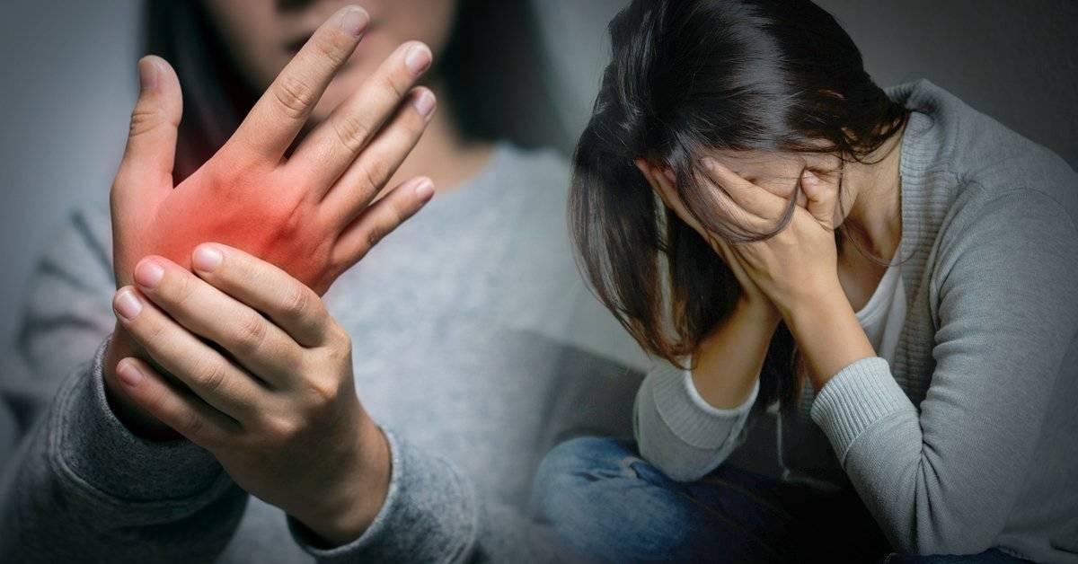 5 tipos de dolor físico que traducen un problema emocional