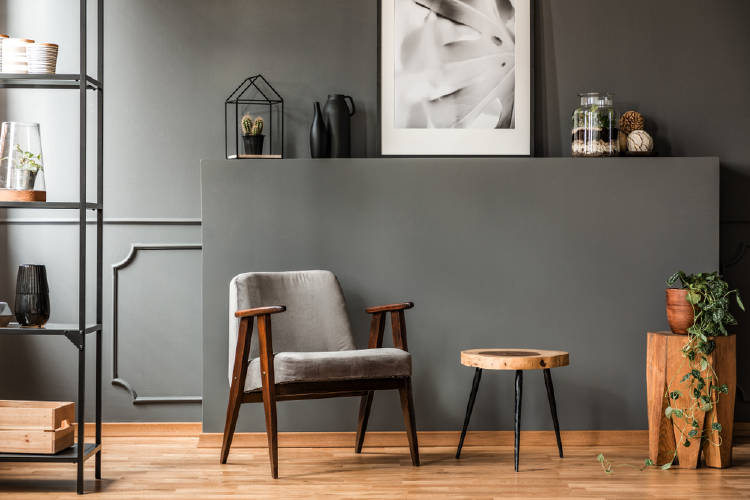 colores hogar gris