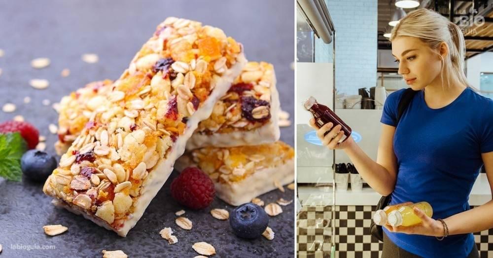 6 comidas que quizás pensabas que eran sanas y en realidad no lo son