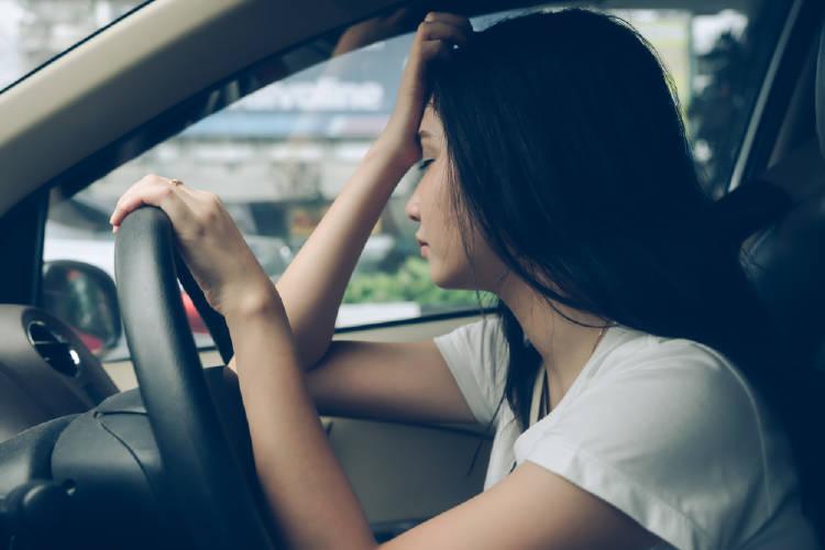 enfermedades con las que no debes conducir