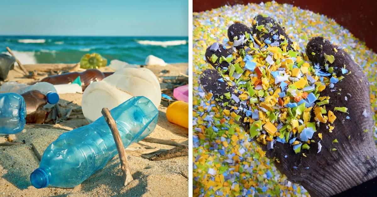 Crean un plástico que se recicla de manera infinita: esperan que reduzca el volumen de desechos