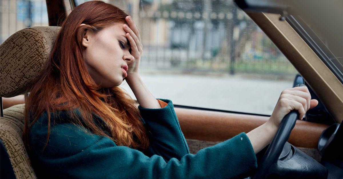 Haz este ejercicio de respiración cuando estés estresado volviendo a casa