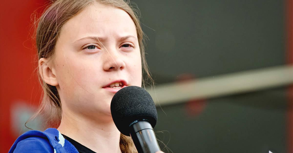 """Greta Thunberg en la COP25: """"La emergencia climática no es un problema futuro"""""""