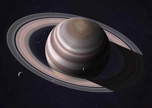 El misterioso cambio de color de Saturno