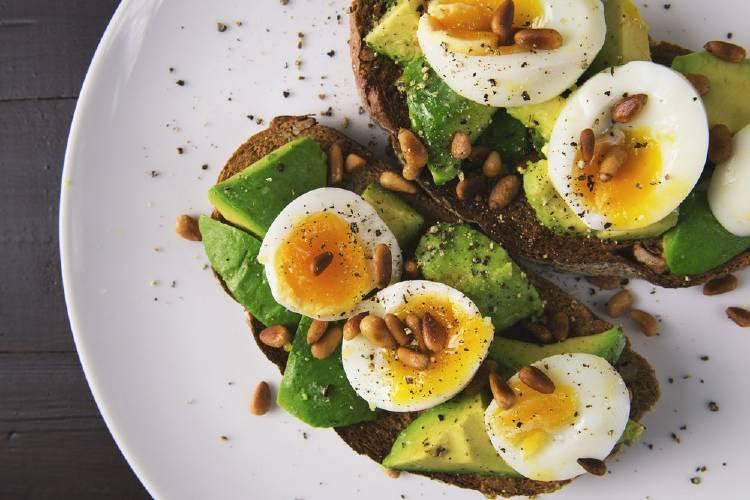 Huevos: fuente de proteínas