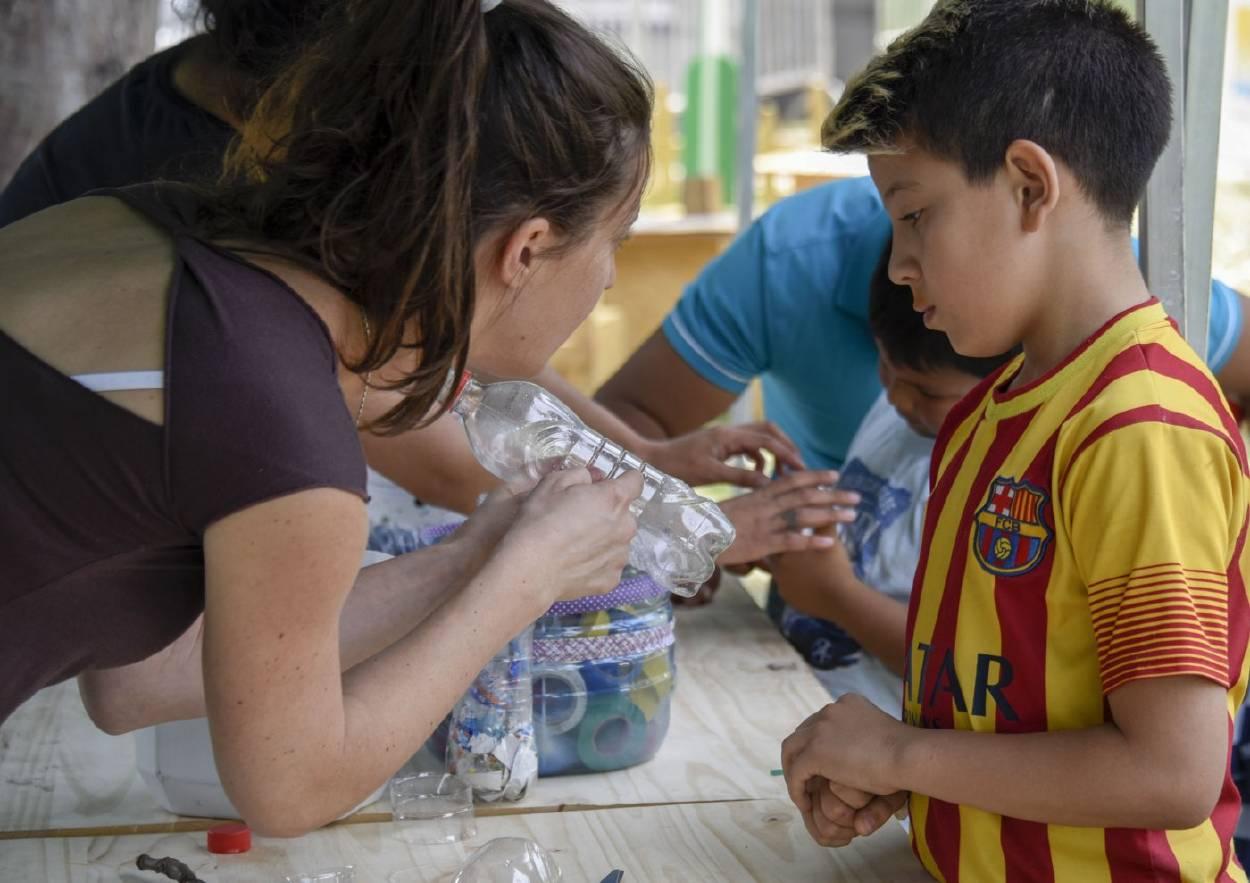 Escuelas Verdes: un programa para fomentar la sustentabilidad desde los primeros años