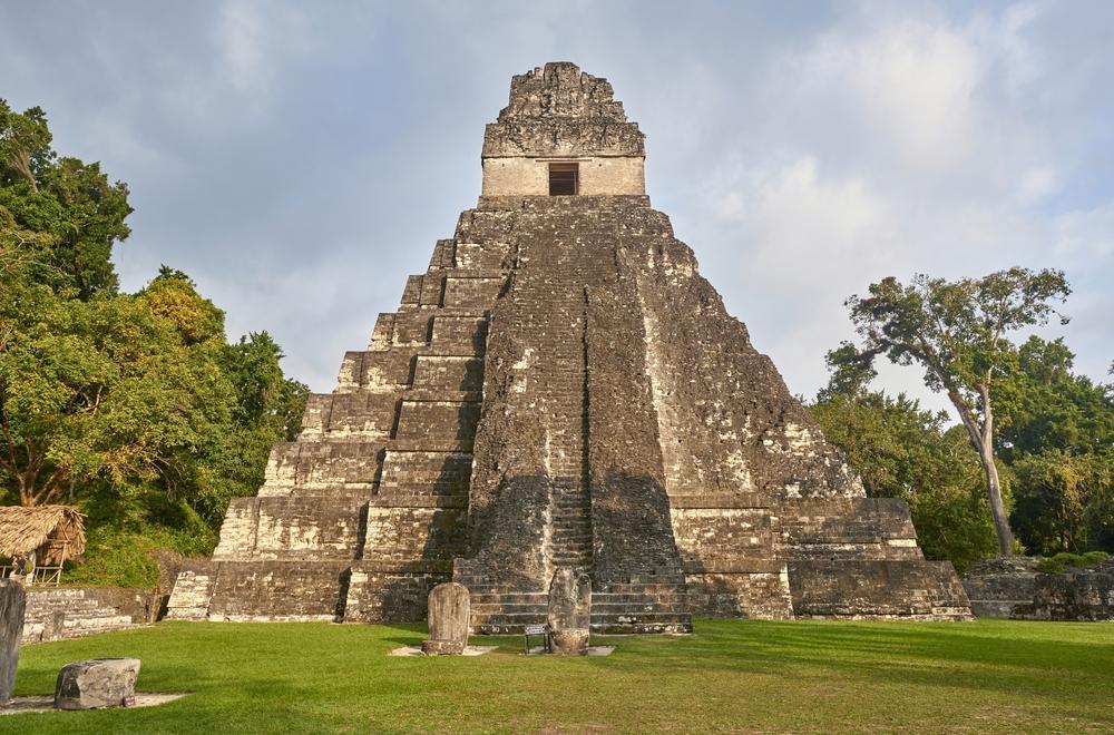 Un grupo de investigadores resuelve el misterio de la ciudad maya de Tikal