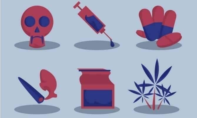 Estas son las 5 drogas más peligrosas del mundo y 3 de ellas son legales