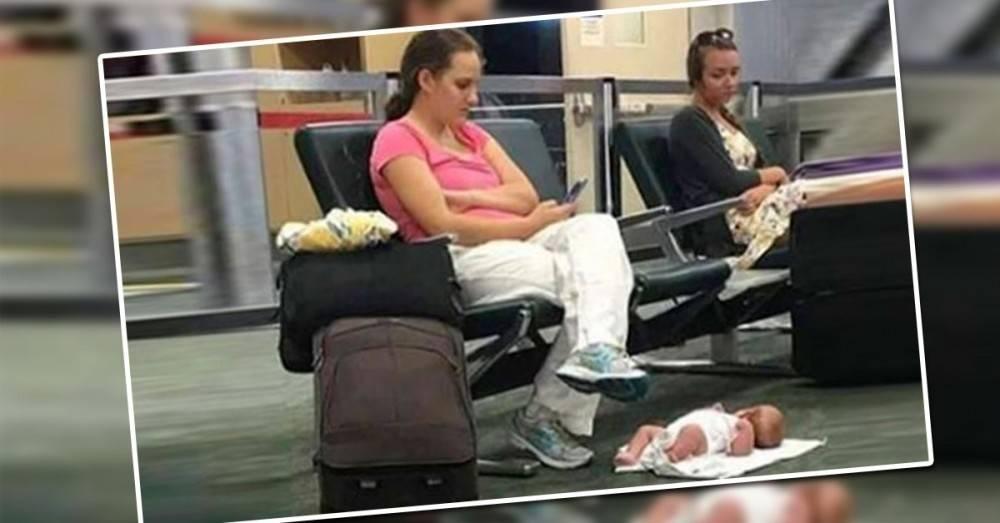 """La verdadera historia detrás de la foto viral de la """"peor madre del mundo"""""""