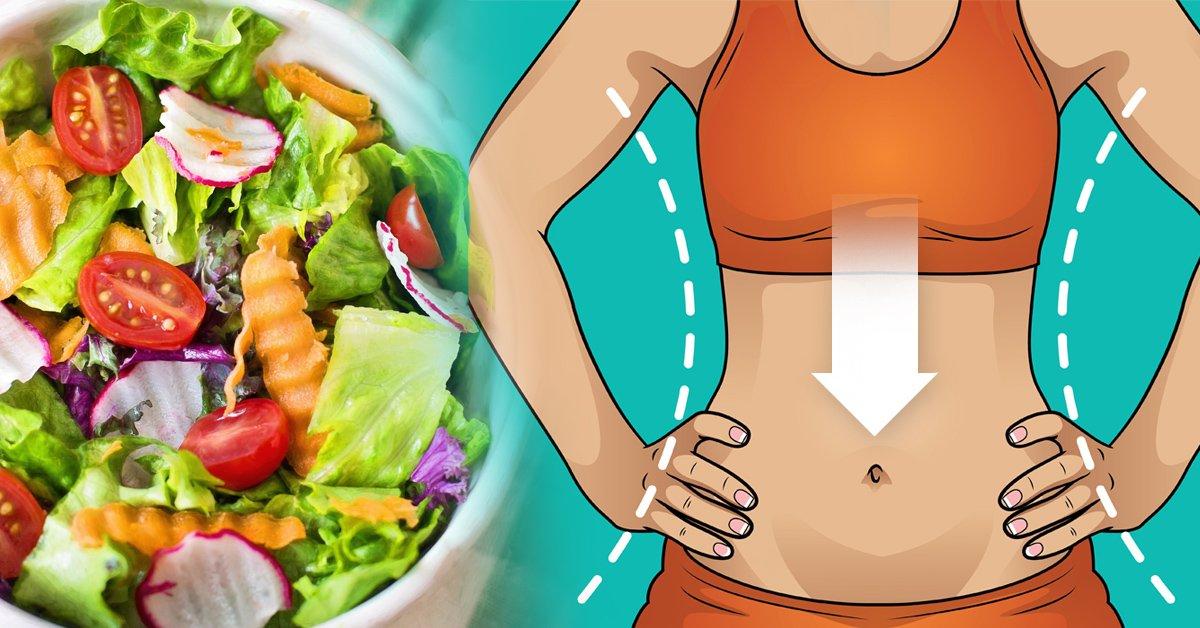Dieta para acelerar el metabolismo lento