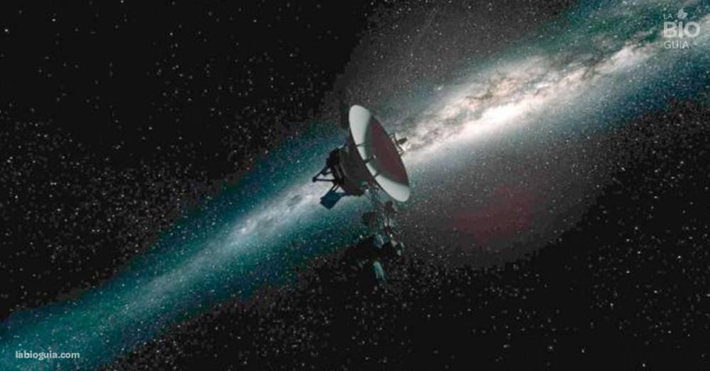 """Los científicos logran """"revivir"""" la única nave humana que llegó fuera de nu.."""