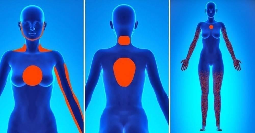 4 maneras de distinguir un ataque al corazón de un ataque de ansiedad